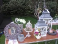 dekoracje ogrodowe, latarnie ogrodowe, wianki, aranżacje florystyczne, dodatki ogrodowe, kwietniki,  ogrodnik-amator, kompozycje ogrodowe, rabata