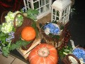 dodatki ogrodowe, jesienne dekoracje, dekoracje z dyni, zdjęcia, galeria ogrodowa