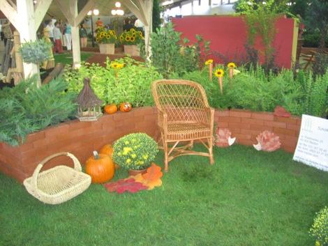 dodatki ogrodowe, aranżacje, kompozycje ogrodowe