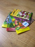 ogrodnik -  wysiew nasion , terminy siewów, siewy