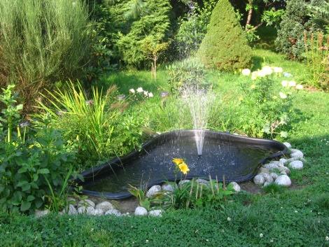 dodatki ogrodowe, oczko wodne, kompozycje ogrodowe
