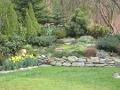 ogród skalny, skalniak, alpinarium, dodatki ogrodowe,  galeria ogrodowa