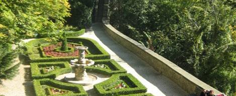 Ogrody tarasowe w Książu, ogrody parki w Polsce, piękne ogrody Europy