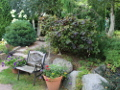 ogród angielski, ogród naturalistyczny w stylu angielskim, style ogrodowe