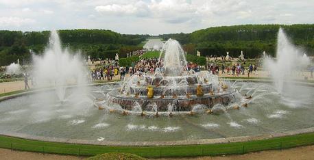 Ogrody Wersalu, piękne ogrody Europy, ogrody parki w Polsce,
